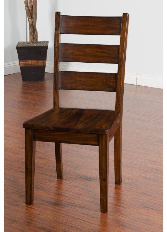 Sunny Designs Dining Room Tuscany Ladderback Chair 1508VM  : 1508vm 800x800 from www.tiptopfurniture.com size 1024 x 768 jpeg 42kB
