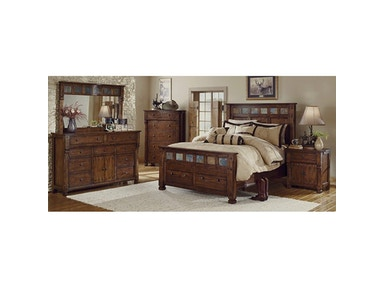 Sunny Designs Santa Fe Bedroom Set 2322DC