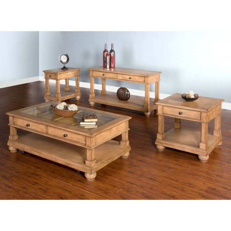 sunny designs living room dockside end table 3250dse simply discount furniture santa clarita and valencia ca