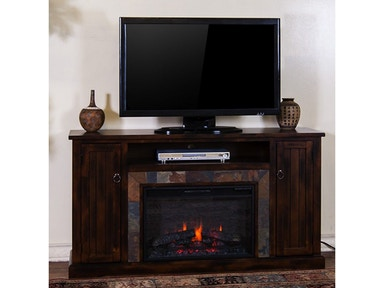 "26""W Fire Box With Remote Control By Twin Star"