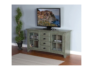 Green Elements TV Console