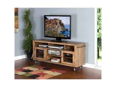 "Drift Wood 64"" TV Console"