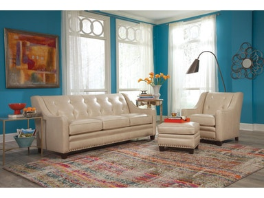 Smith brothers living room sofa 203 10 stacy furniture for P allen smith living room