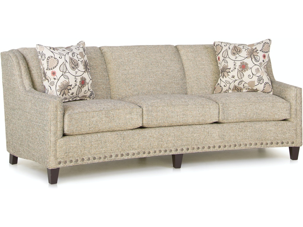 Smith Brothers Living Room Sofa 227 10 Hickory Furniture Mart Hickory Nc
