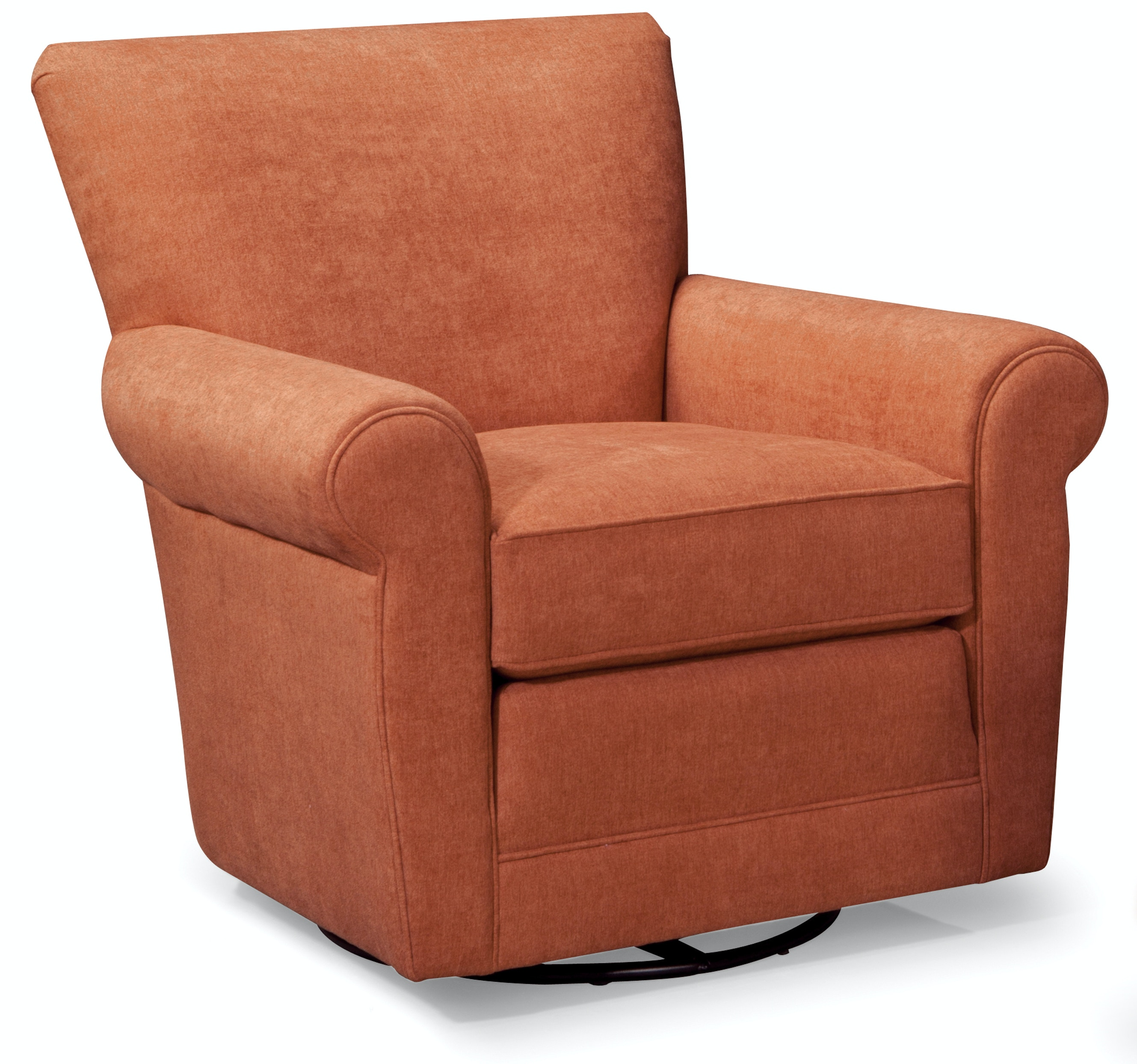 smith brothers swivel glider chair