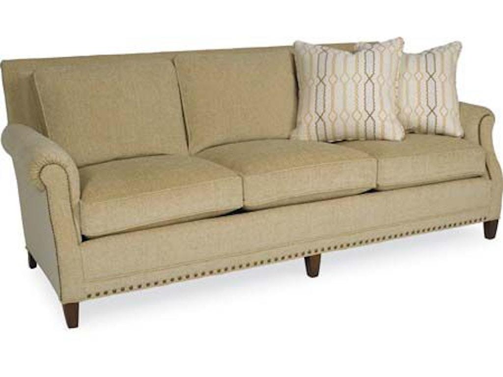 Larren Grey Living Room Leighton Sofa 2320 Whitley Furniture Galleries Raleigh Nc