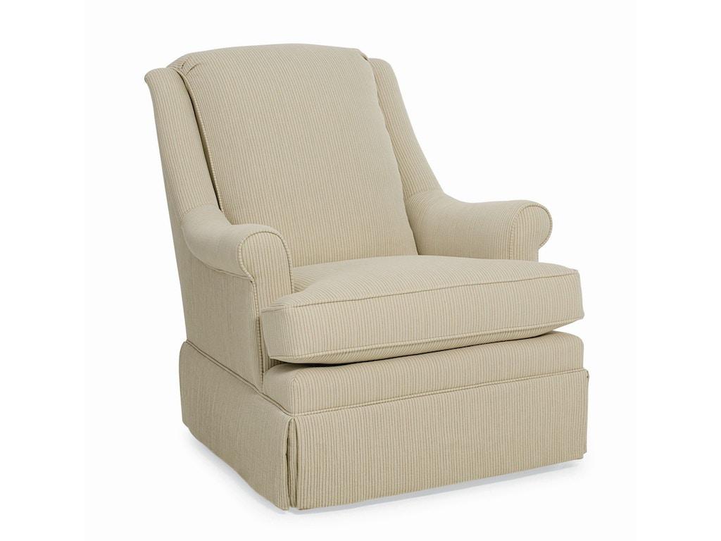 Larren Grey Living Room Holden Swivel Glider Chair 365 Sg