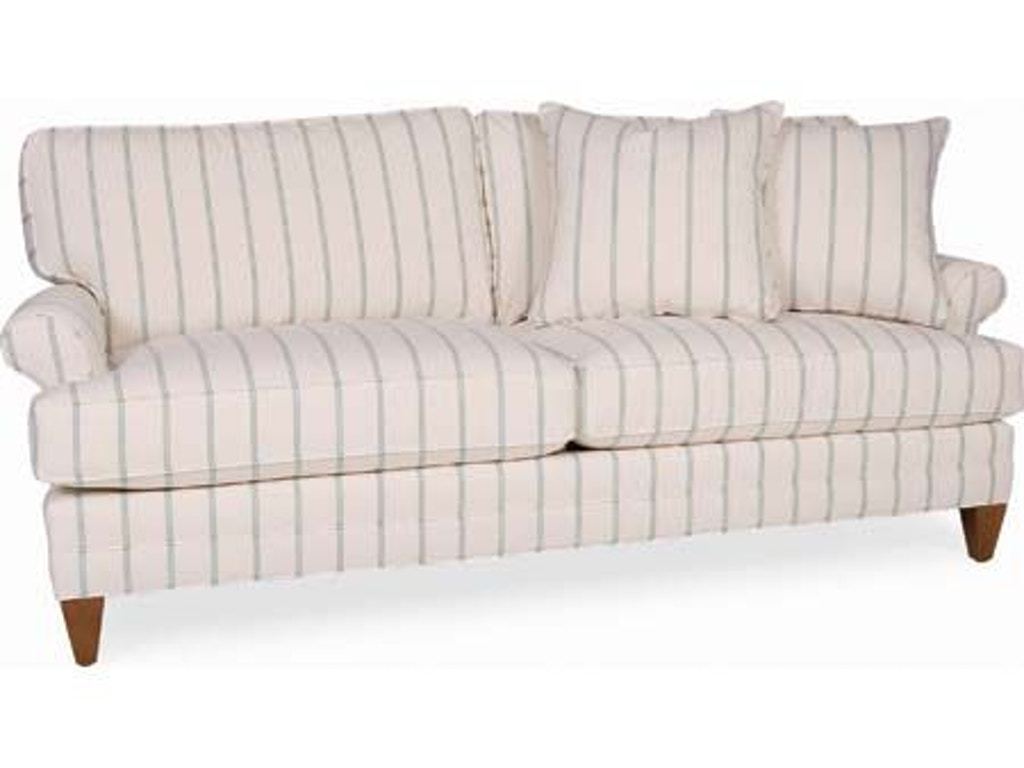 Larren Grey Living Room Klein Apt. Sofa 4402 - Whitley ...