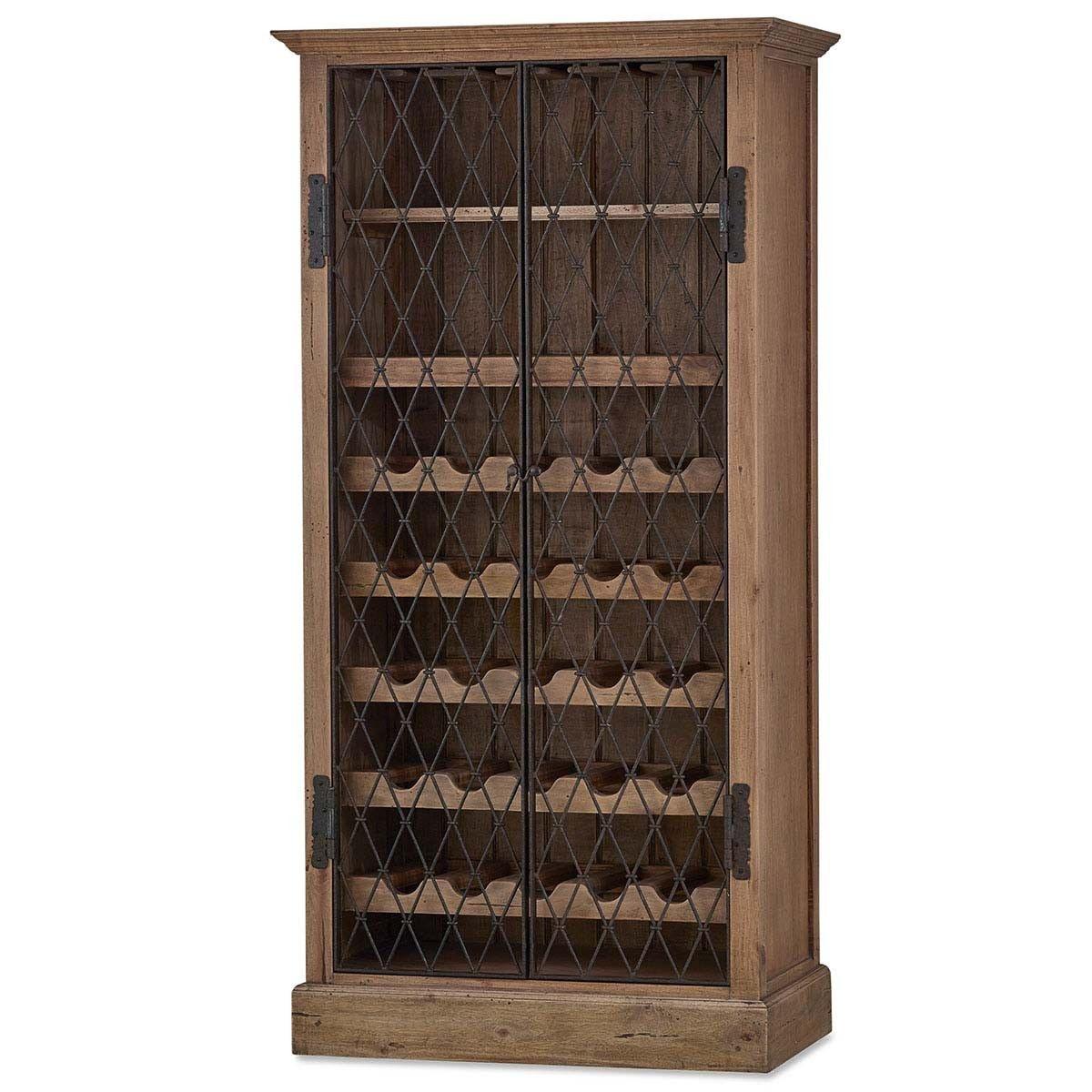 Bramble Bar and Game Room Sonoma Wine Cabinet 21356 - Custom Home ...