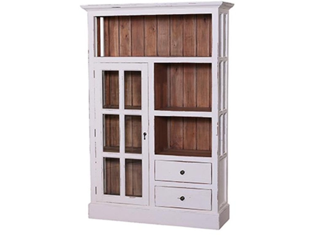 Dining room cape cod kitchen single door cupboard 21822 for Single kitchen cupboard