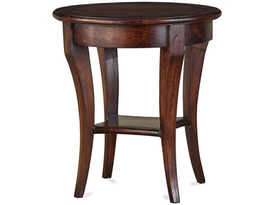 Bramble Living Room Bradley Round Side Table