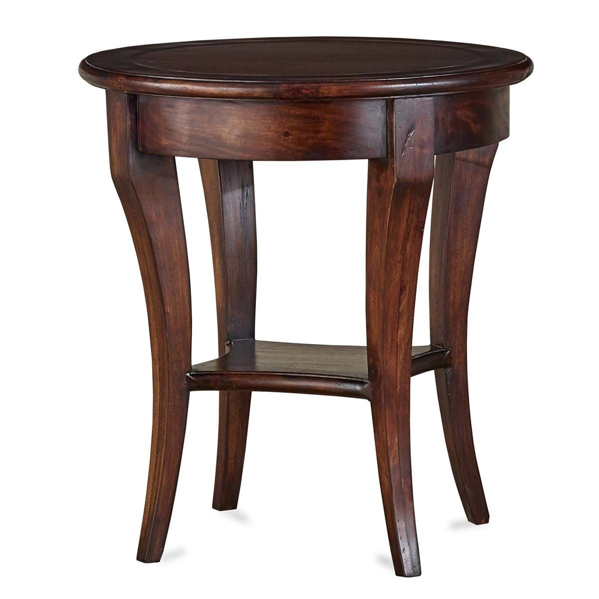 Nice Bramble Bradley Round Side Table 23539 ...