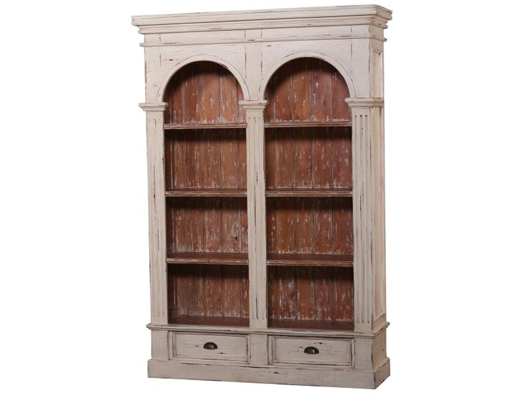 Bramble Roosevelt Double Bookcase 23760