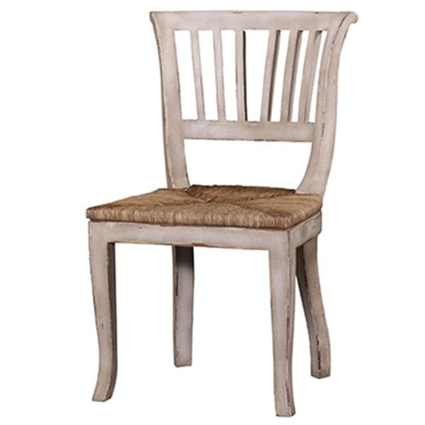 Bramble Octavia Dining Chair With Rush Seat 25214