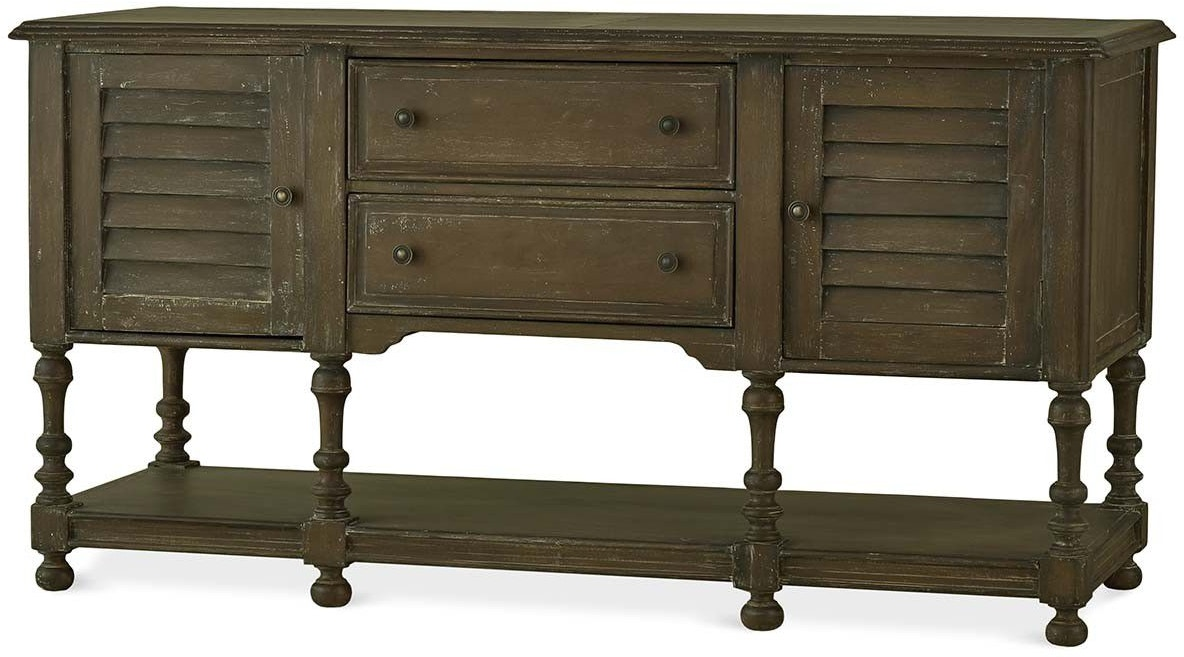 Bramble Living Room Orleans Sideboard McCurry