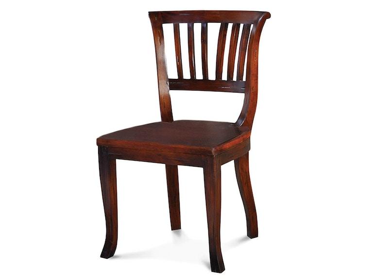 bramble dining room octavia dining chair 26160 seaside furniture