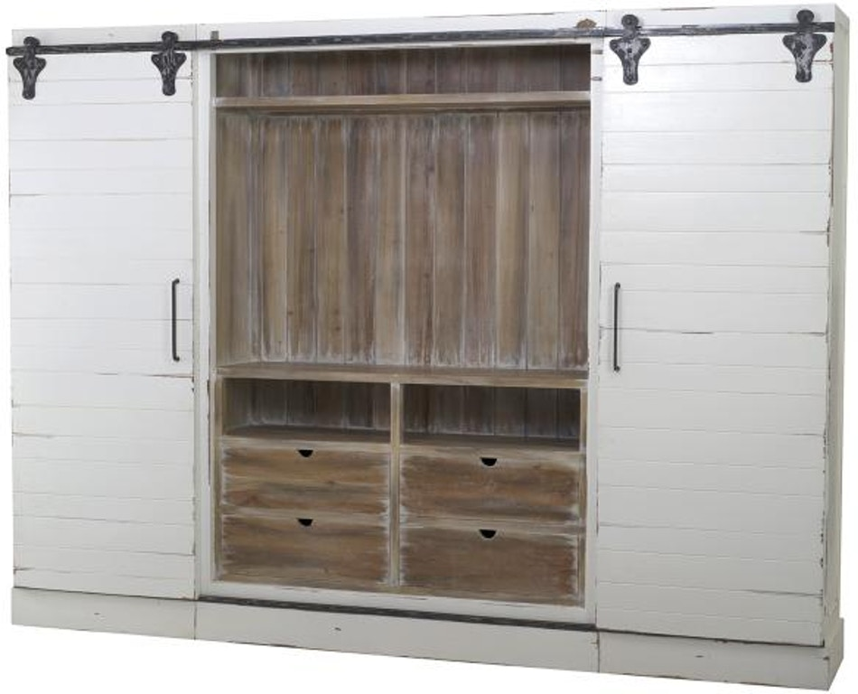 bramble home entertainment sonoma entertainment cabinet with sliding doors 26569 pamaro shop. Black Bedroom Furniture Sets. Home Design Ideas