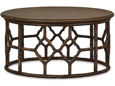 Bramble Living Room Chinois Coffee Table 26770 North Carolina