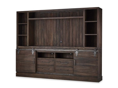 Bramble Sonoma Open Top Cabinet/80 TV 26839