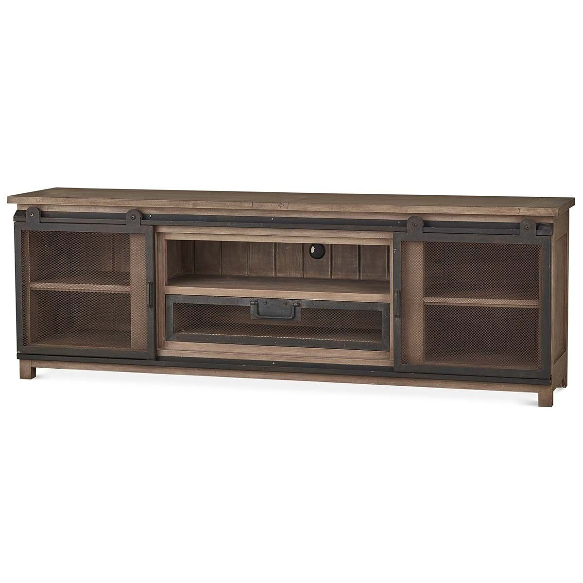 Bramble Home Entertainment Harrington Media Console 26907   Tip Top  Furniture   Freehold, NY