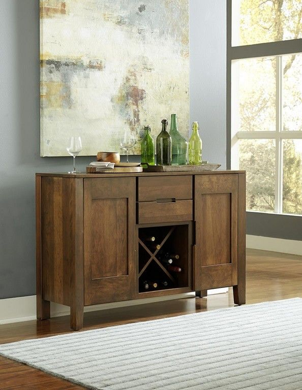 ... Borkholder Furniture Transitions Wine Server/Sideboard 40 1102XXX