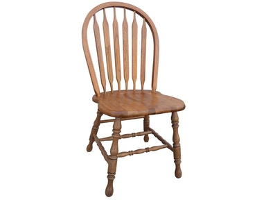 Tennessee Enterprises Country Arrowback Side Chair 3147H