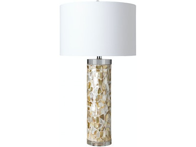 Surya Elysee 15 x 15 x 27.75 Table Lamp EYS-100