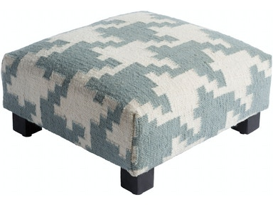 Surya Surya Furniture 18.8 x 18.8 x 9.2 Foot Stool FL1168-474723