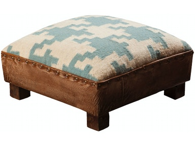 Surya Surya Furniture 18.8 x 18.8 x 9.2 Foot Stool FL1174-474723