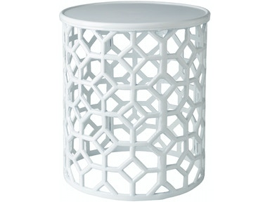 Surya Hale 14 x 14 x 16.5 Accent Table HALE100-141416