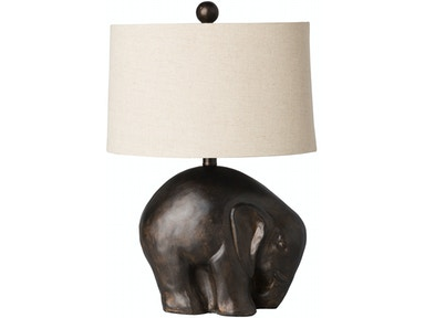Surya Hanno 22 x 16 x 16 Table Lamp HNN100-TBL