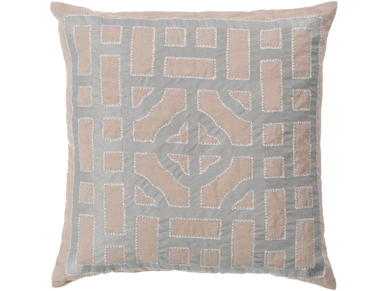 Surya Decorative Pillows 18 x 18 Pillow LD050-1818D