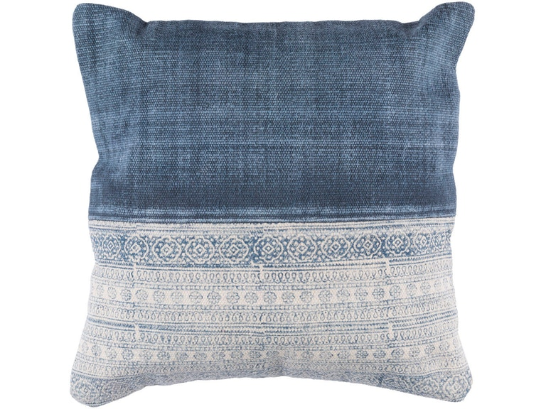Surya Lola 20 x 20 x 4 Throw Pillow LL004-2020D