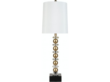 Surya Lamp 35 x 12 x 12 Table Lamp LMP-1020