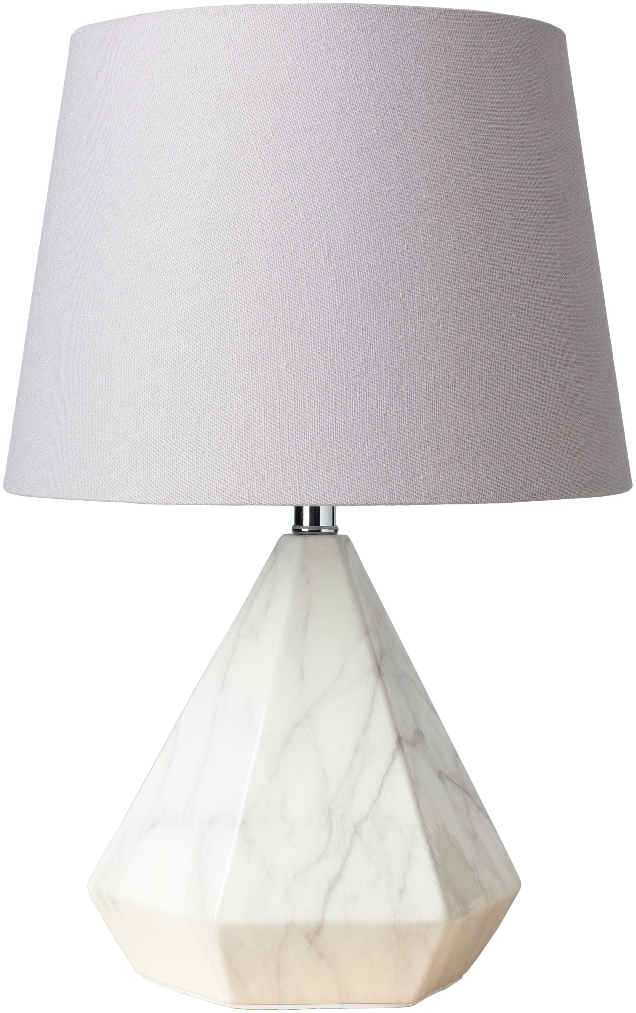 Surya L&s and Lighting Posh 11 x 11 x 17 Table L& POS-100 at Matter Brothers Furniture  sc 1 st  Matter Brothers Furniture & Surya Lamps and Lighting Posh 11 x 11 x 17 Table Lamp POS-100 ...