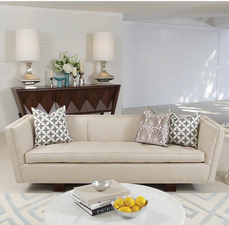 Global Views Warehouse Dallas: Global Views Living Room Gent Sofa-Woven Windsor 2505