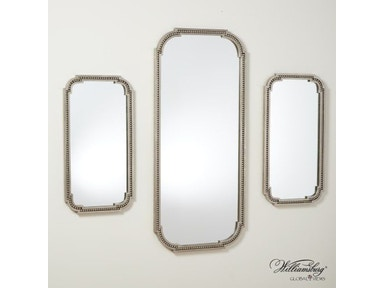 Global Views Forged Pearl Mirror-Large 4.90125