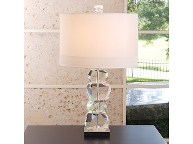Global Views Stacked Gemstone Lamp-Short 8.82166