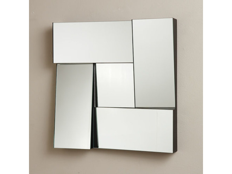 Global Views New Angle Mirror-Clear Mirror 8.81090