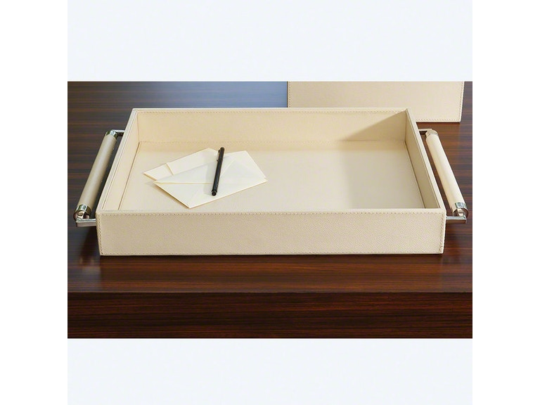 Global Views Double Handle Serving Tray 9.92595