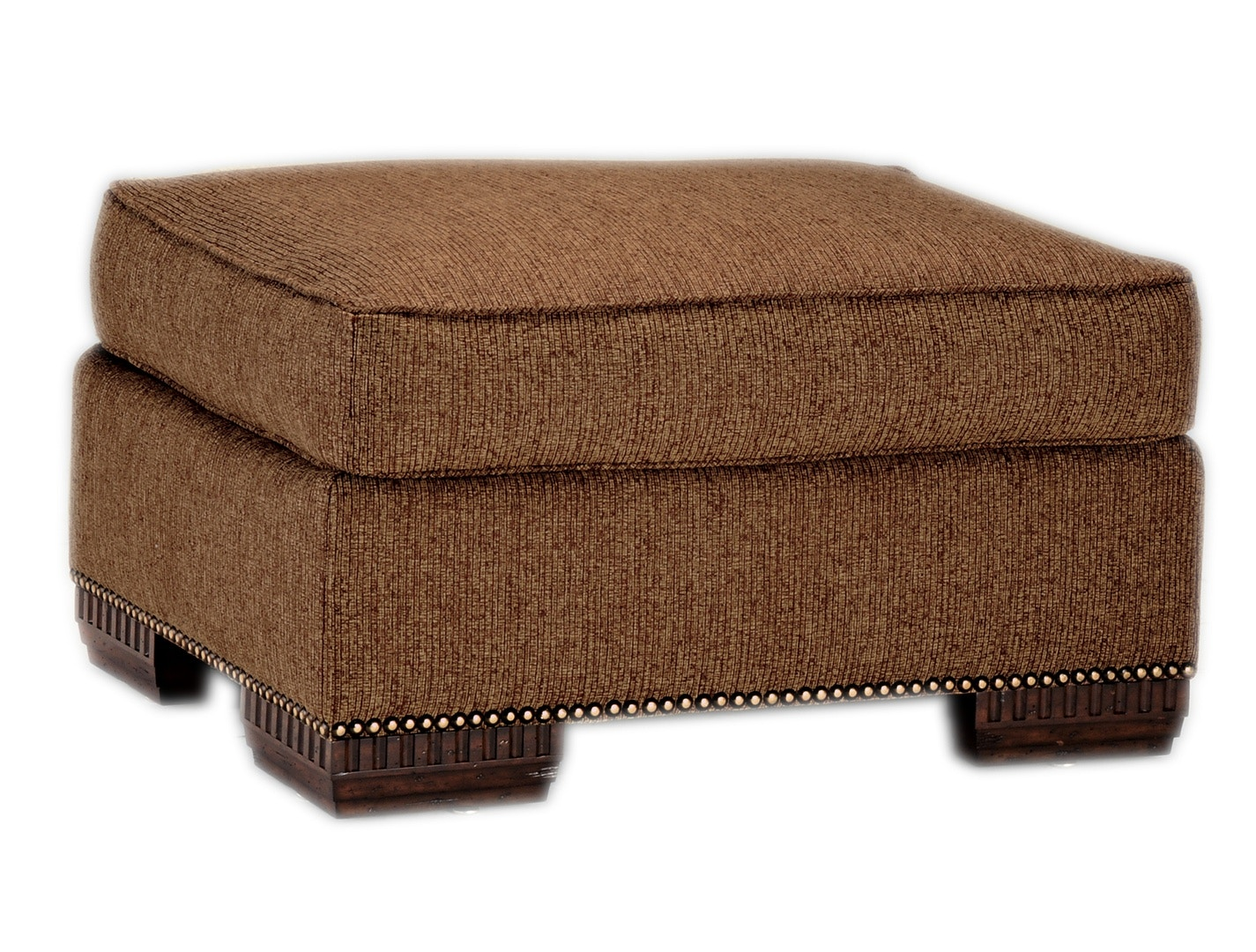 Marge Carson Bentley Ottoman BY48S
