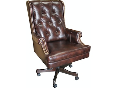Parker Living Leather Desk Chair DC-112-HA