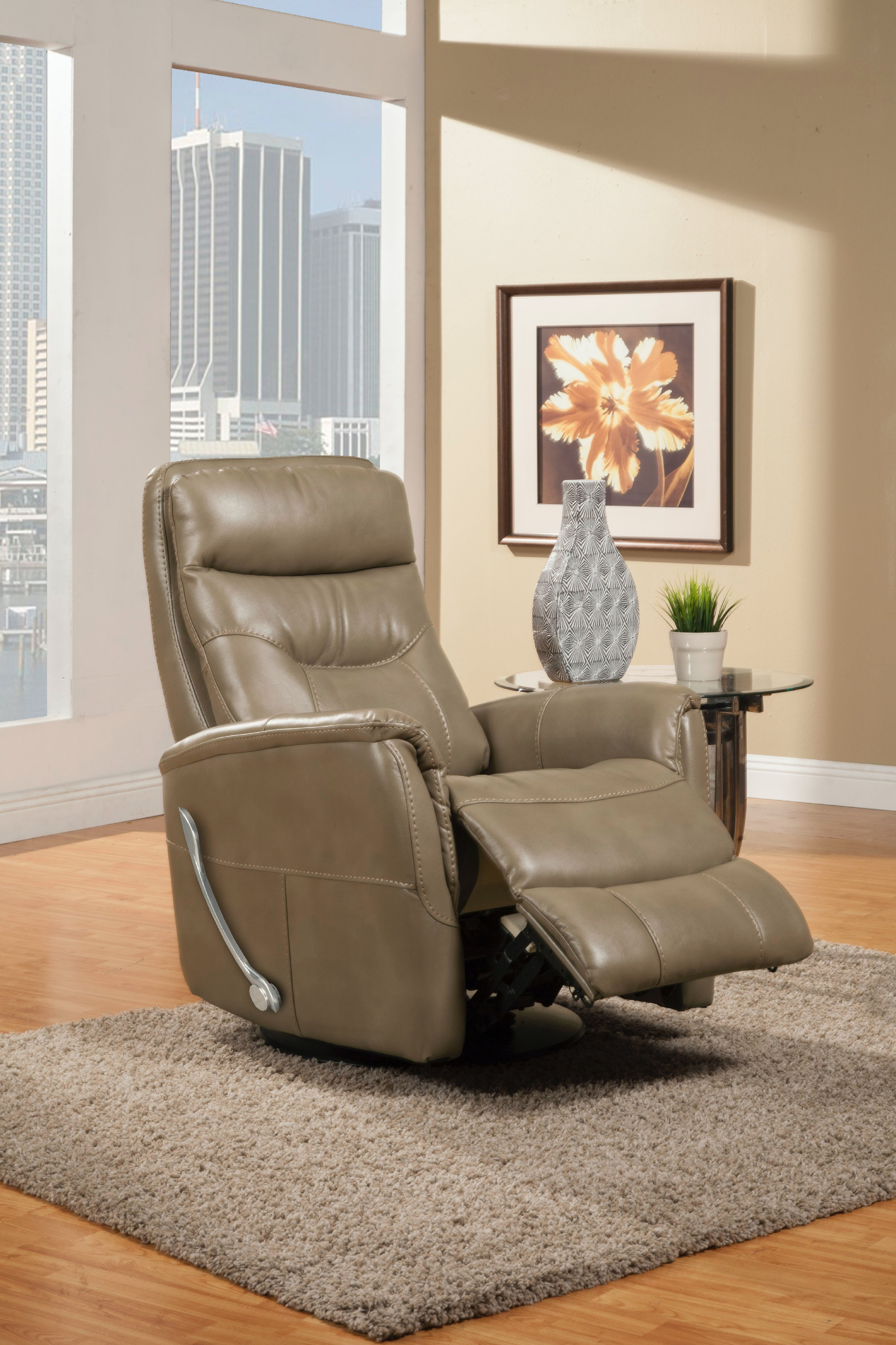 Parker Living Glider Swivel Recliner MGEM 812GS LIN