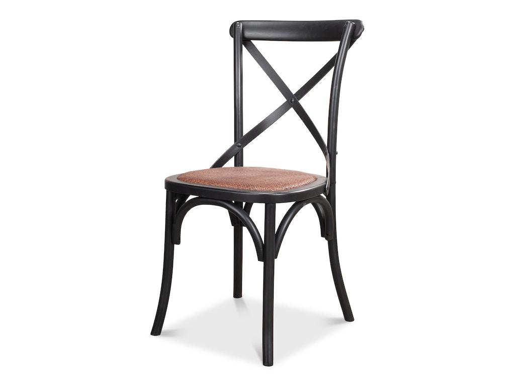 Sarreid Dining Room Tuileries Gardens Chair Black Mlt 2 17906 Von Hemert In