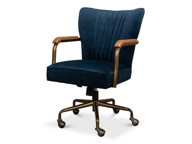 Sarreid Brooks Swivel Chair 30615
