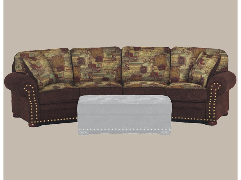 Marshfield Furniture Living Room Jackson Theatre Sectional 2329 ...