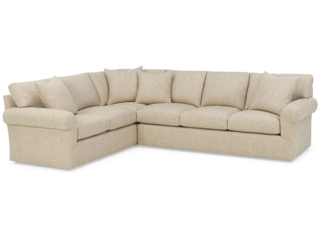 Rc Furniture Living Room Anja Sectional Woodbridge