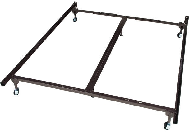 Amazoncom King Glideaway Deluxe Low Boy Bed Frame
