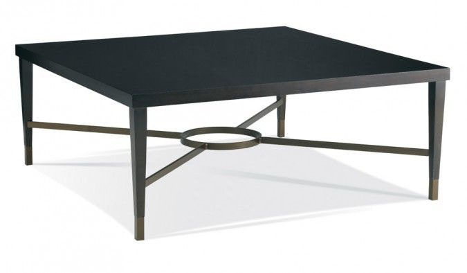 CTH Sherrill Occasional Square Cocktail Table 213 840