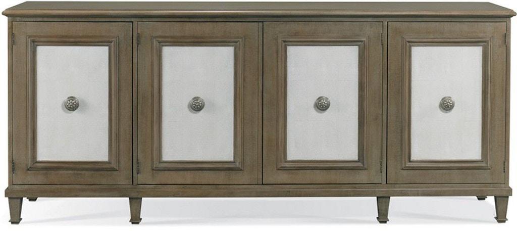 Cth Sherrill Occasional Living Room Door Cabinet 222 460